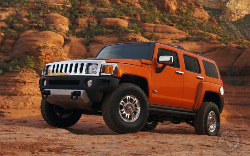 Should GM Raise Hummer From The Dead, And If So What Would Make It Succeed?