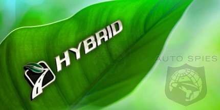 Hybrids Failing Miserably In Attracting Repeat Buyers With Two Thirds Refusing To Buy Another