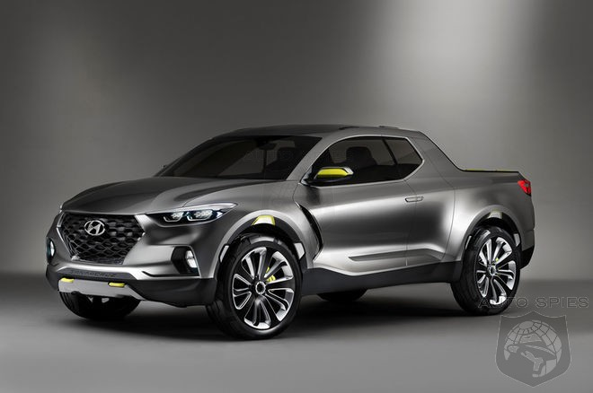 Hyundai Considers Pickup And Additional Crossover Production At US Plant