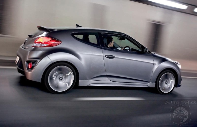 Veloster Future Up In The Air Amid Sluggish Global Sales