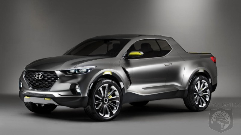 Hyundai Won't Deny That Santa Cruz Pickup Won't Spawn A Raptor Competitor