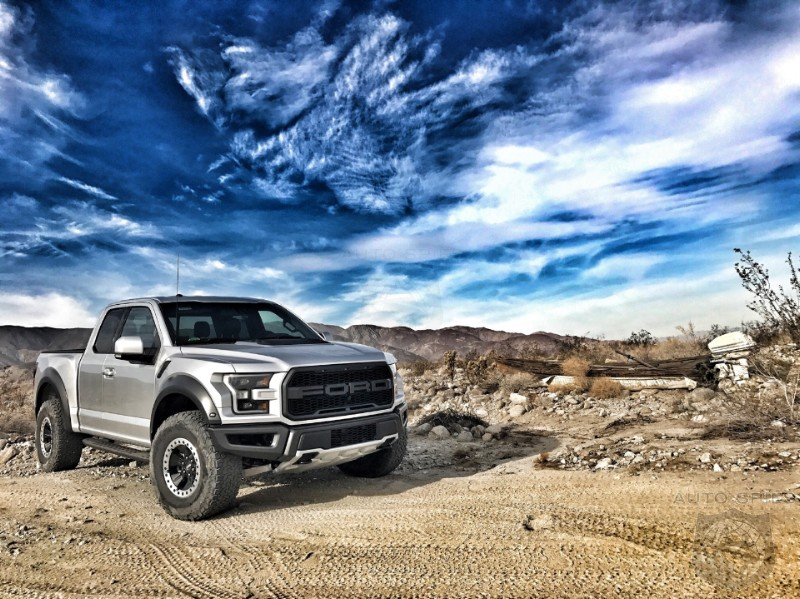 SPIED! ABSOLUTELY The BEST 2017 Ford Raptor Real Life Photo Gallery On The Planet!
