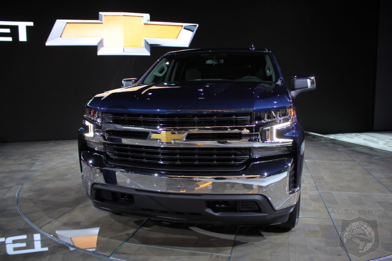 DRIVEN: 2019 Silverado 4 Cylinder - Does It Have What It Takes To Survive In The Market ...