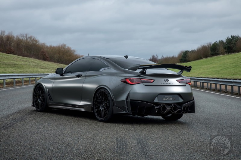Infiniti Still Hard At Work On Q60 Project Black S Coupe - Could This Finally Give Them The Respect They Deserve?