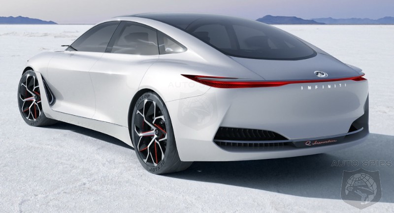 STUD OR DUD? Infiniti Q Inspiration Concept Teased Again Ahead Of Detroit Debut