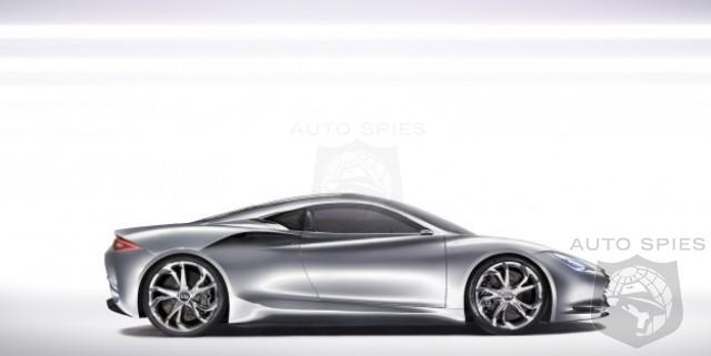 Amazing Infiniti Boss Confirms 2 Door Version Of New Q50, But BMW M3 Killer Remains  A Long Way Off