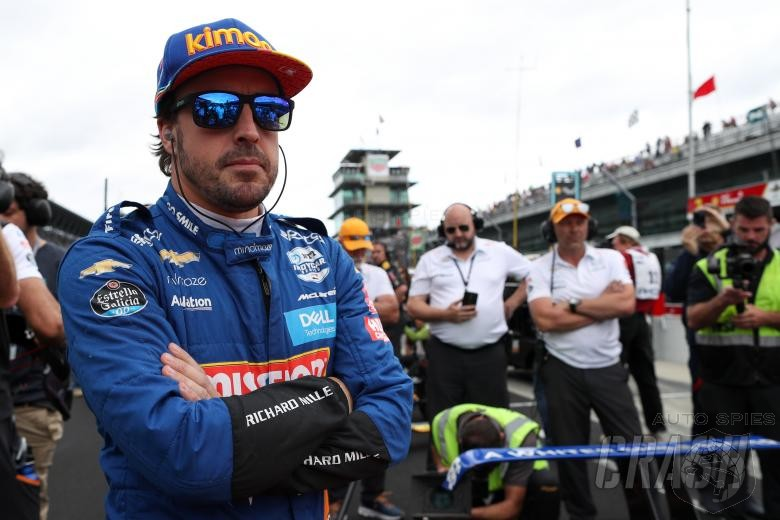 Formula 1 Driver Fernando Alonso Fails To Qualify For Indianapolis 500