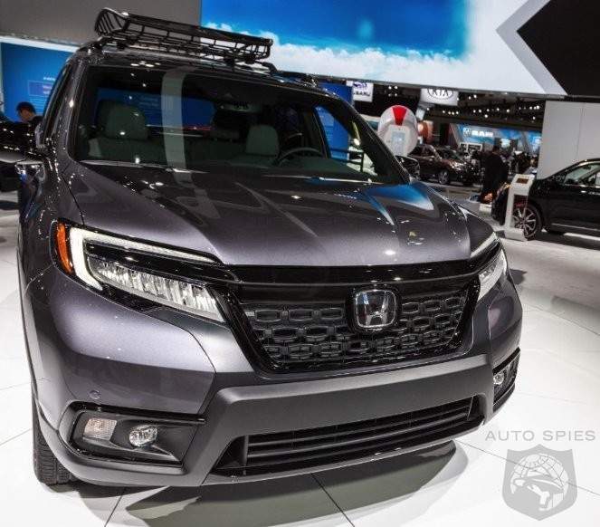 #LAAUTOSHOW: Honda Revives The Rugged Passport, But Does