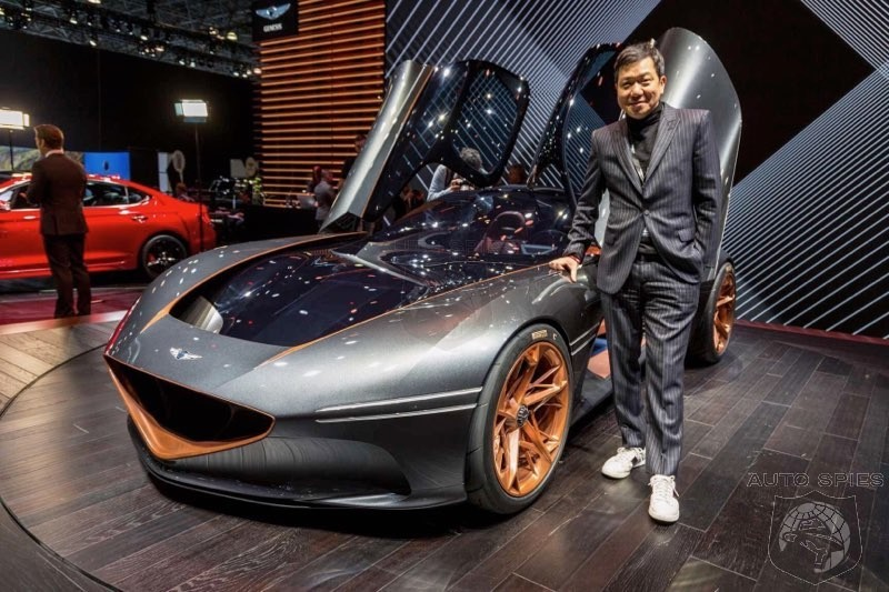 Genesis Essentia Concept Moves Towards Production - How Much Of This Radical Design Will They Keep?