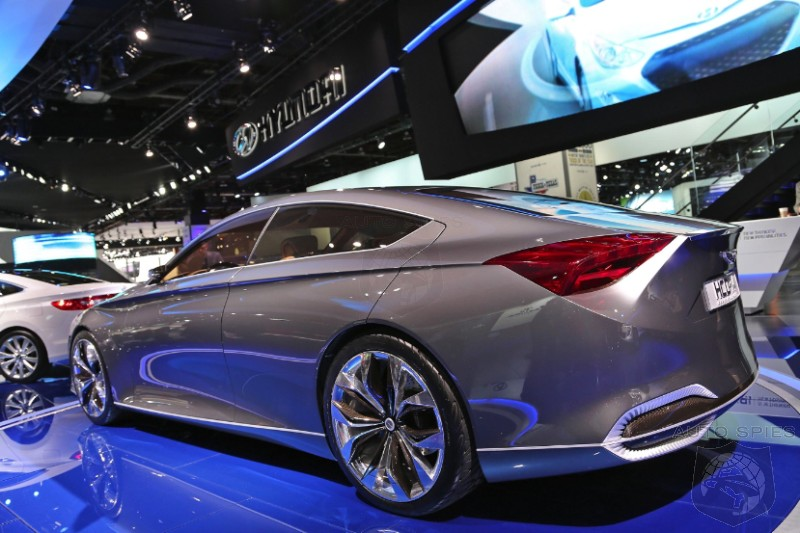If Cadillacs and Lincolns Looked As Good As The HCD-14, They'd Finally Challenge The Big Guys Too