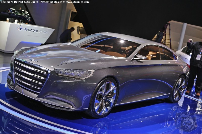 DETROIT AUTO SHOW: What, 500 MORE? Just How Do You Choose Your Favorite From 1400 Images?