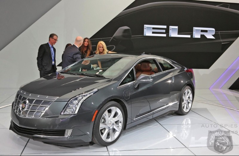 DETROIT AUTO SHOW: Will An Eye Popping Sticker Price Lead You To, Or Away From An ELR?