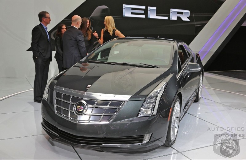 DETROIT AUTO SHOW: What Price Should The Cadillac ELR Come In At To Guarantee Success?