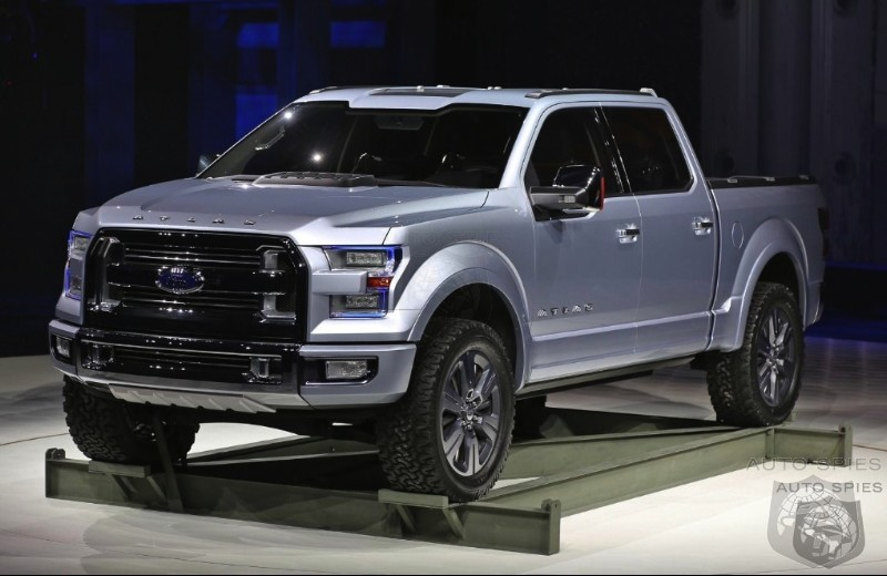 Which Is Better? Next Gen Ford Trucks To Have Turbo V6 ...
