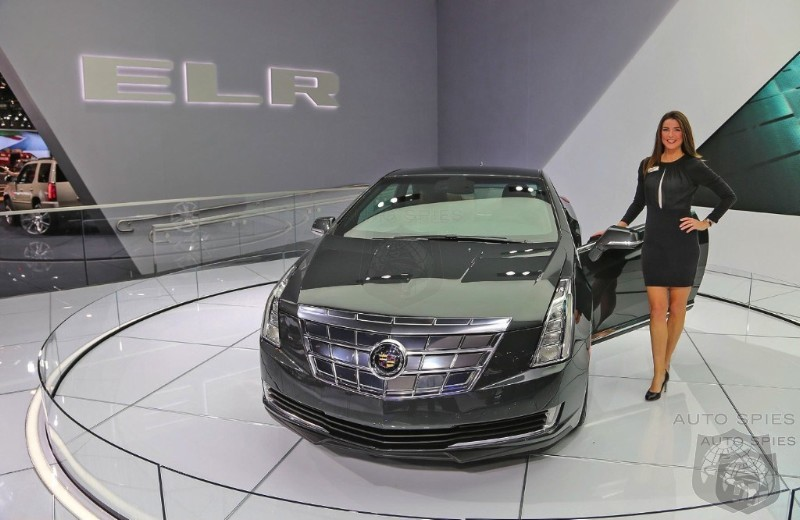 CHICAGO AUTO SHOW: Cadillac Says ELR Will Be Distinct From Volt And Developed Separately