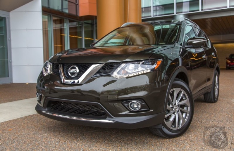 2014 Nissan Rogue Real Life Photos And Details All Set To