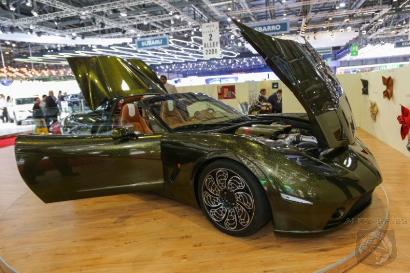 GENEVA MOTOR SHOW: Over 450 More Exclusive Images Hot Off The Presses Can You Find A Favorite?