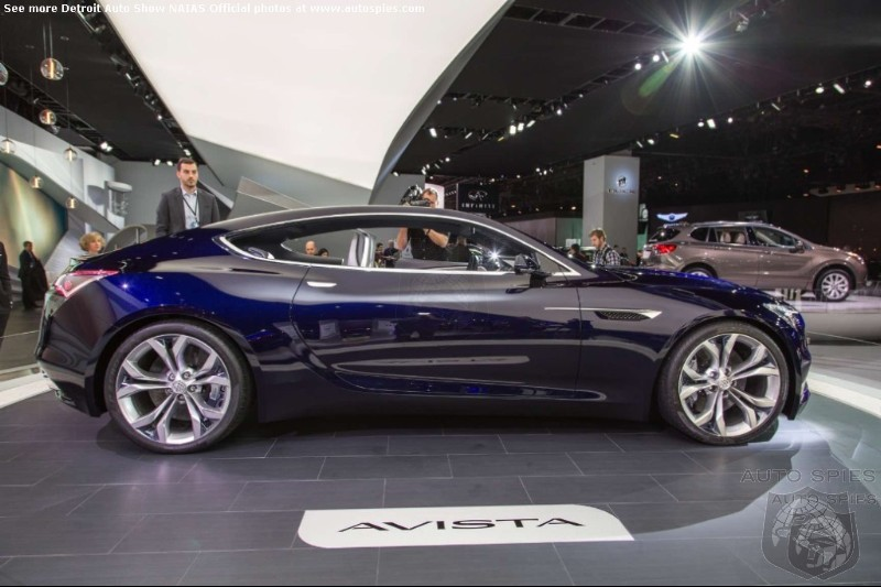 Buick Claims Response To Avista Concept Was Not Compelling ...
