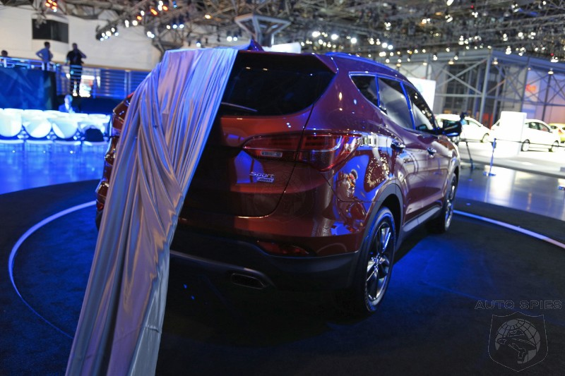 NEW YORK AUTO SHOW: Meet Hyundai's New Santa Fe Before Anyone Else!