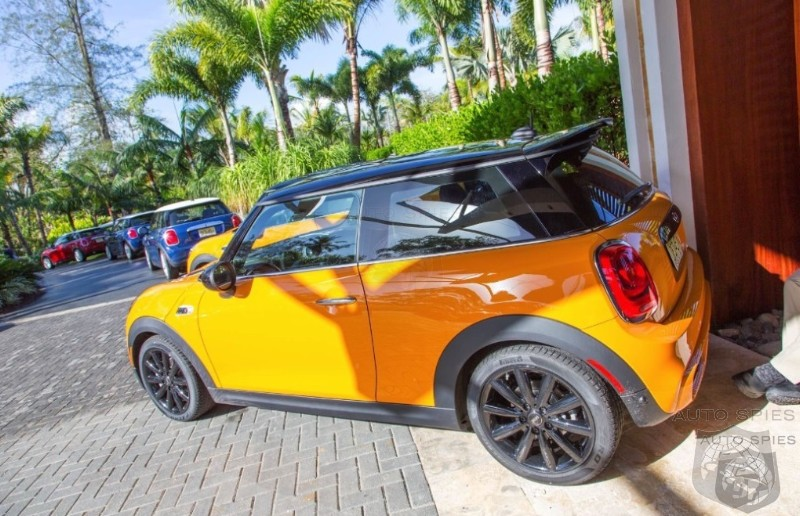 BMW Considering Expanding MINI Production To Mexico