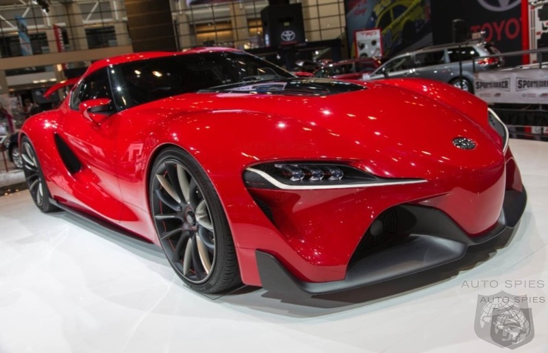 Upcoming Toyota Supra To Be Packed With BMW Technology - Is That A Good Or Bad Thing?
