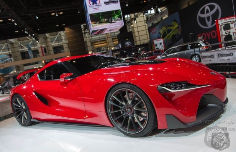 Toyota Trademarks S-FR Nameplate - Is This The New Supra Replacement ...