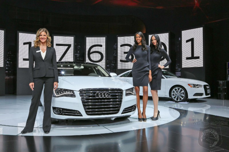 LA AUTO SHOW: Day One From The City Of Angels Delivers, With Over 500 Exclusive Images