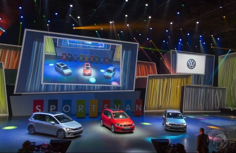 Pet Shop Boys Show VW Has The Brains And The Brawn To Make Lots Of MONEY With Frankfurt New Models