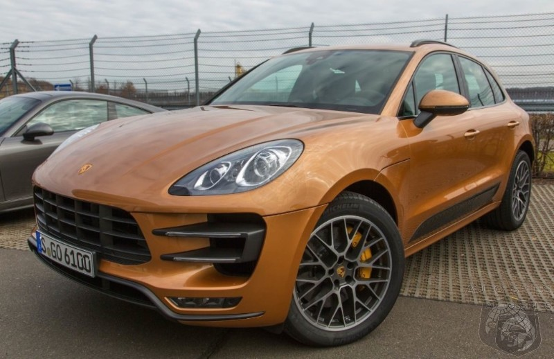 Consumer Reports Says New Macan Is For Those Who Lust For Performance Not Pandering For A Bargain