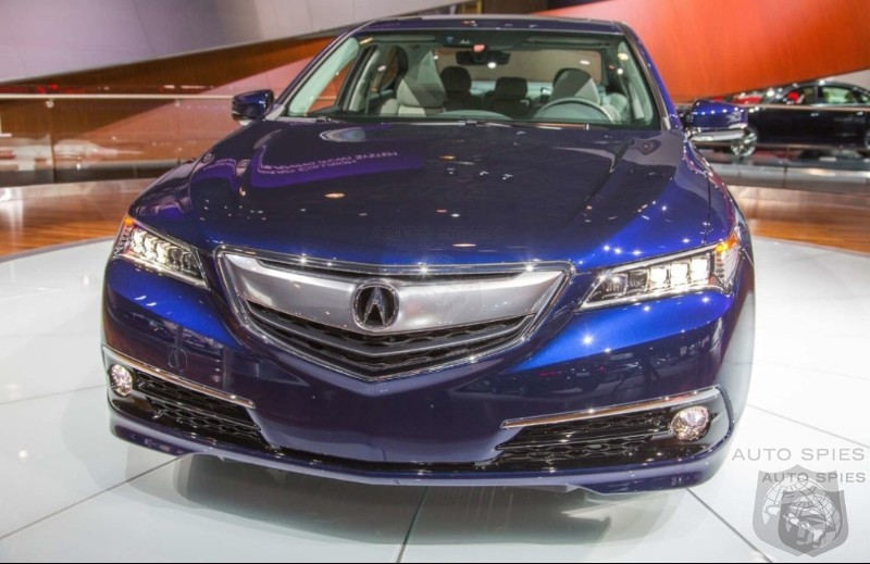 Acura Says New TLX Is First Step In Making Brand Relevant Again - But Is This The Best First Step?