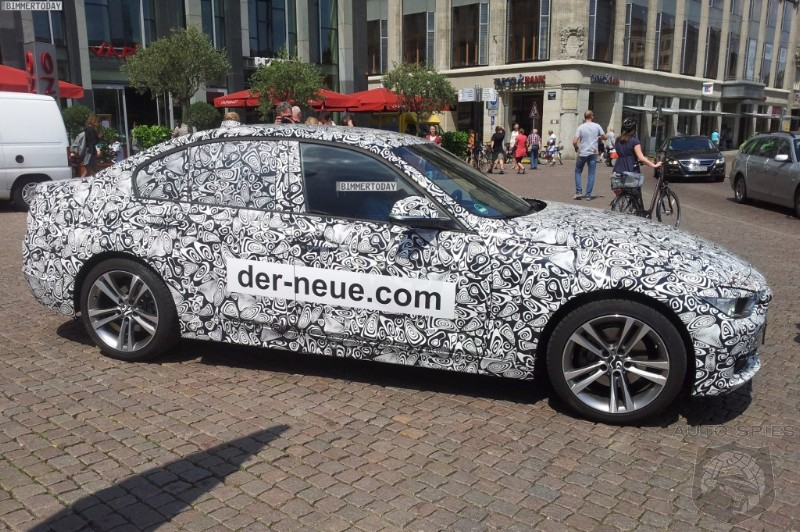 Brilliant Or Bonehead? Jaguar Promotes New XE By Disguising It As A 3 Series