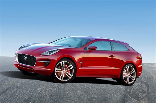Can The Big Cat Do It? Jaguar Promises To Shake Up the SUV Market With Breakthrough Entry