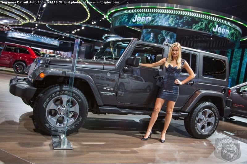 Honda Accord Roof Racks NAIAS: Jeep Trailblazes Through Motor City With 75th Anniversary 2016 ...