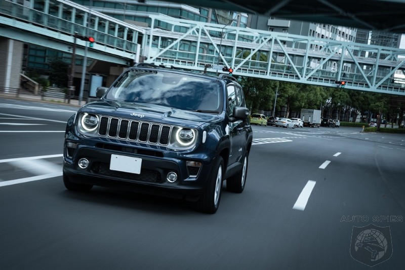 Jeep Is Carving Out A Niche With Younger Buyers In The Traditionally Fickle Japanese Market