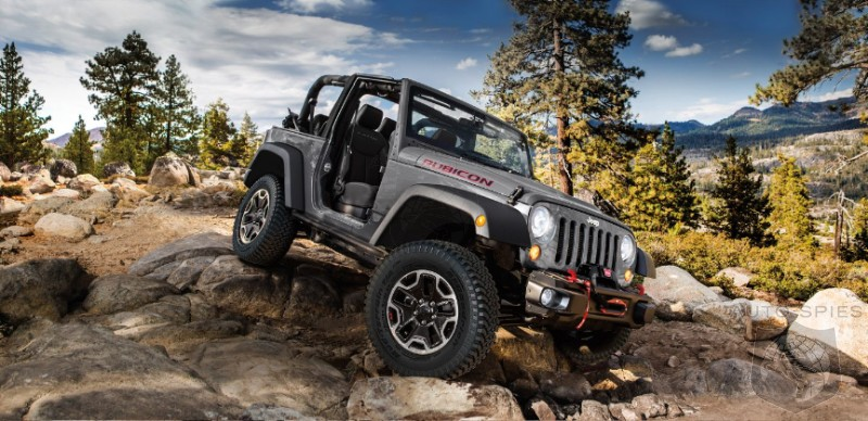 GMC Has Absolutely No Plans To Tangle With The Jeep Wrangler