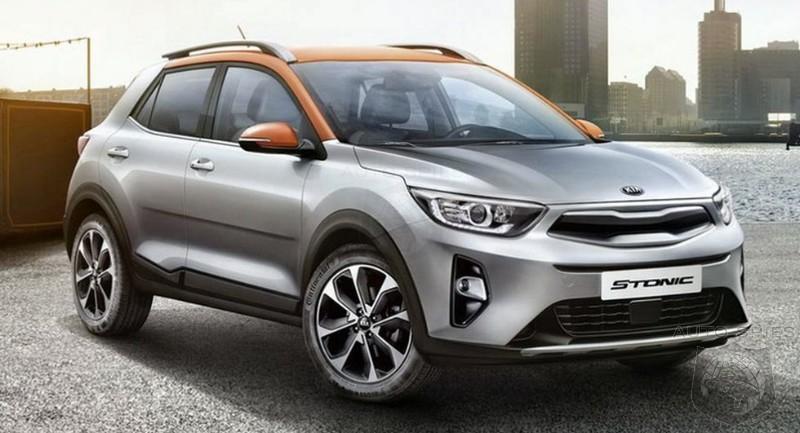 Kia Follows New Hyundai's Kona Crossover With Stonic ...