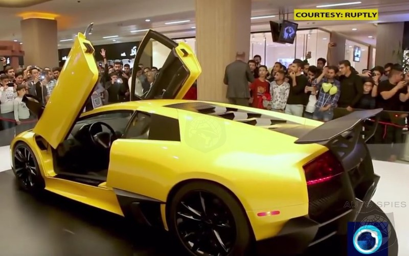 Cash In That Retirement? Iranians Clone The $450,000 Lamborghini Murcielago With Plans For Production
