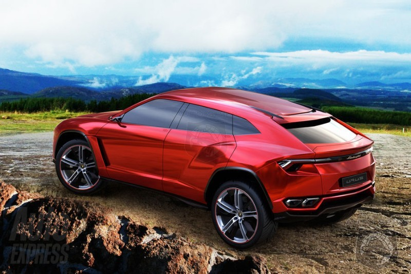 Lamborghini's Urus SUV Still Awaiting Approval