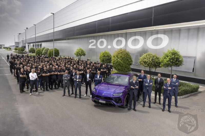 LA AUTO SHOW: Lamborghini CEO Indicates Urus SUV Delayed Until 2017 If At All