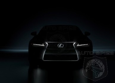 Huh? Lexus Cites New Grille As Example Of New Bold Risks They Are Now Taking