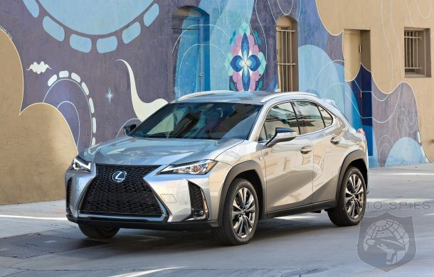 Lexus Launches Subscription Program For The UX Crossover - Are You Interested Now?