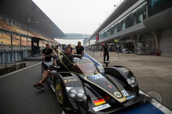 LMP1 The Next F1? Lotus To Join Audi, Toyota And Porsche In World Endurance Championship