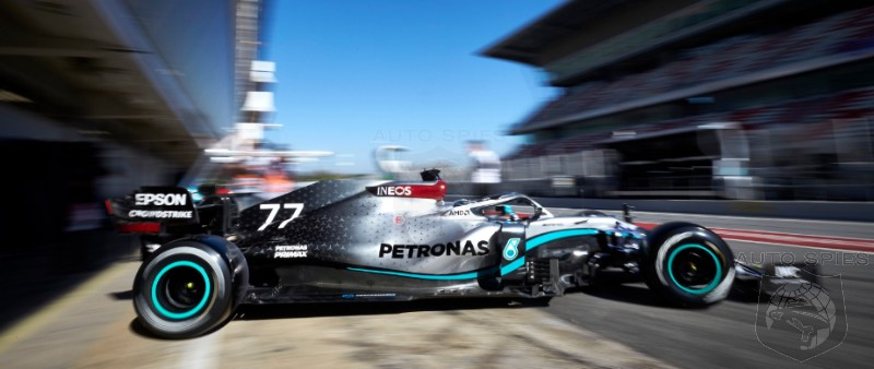 WATCH: Mercedes Expected To Balk At F1 Socialist Plan To Redistribute Wealth