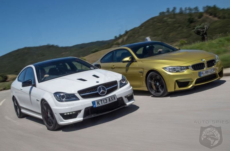 Bmw M4 Vs Mercedes Benz C63 Amg Can The Old Dog Teach The New Dog