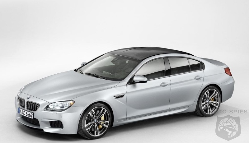 STUD OR DUD? BMW M6 Gran Coupe - Has BMW Created The Ultimate Four Door Coupe?