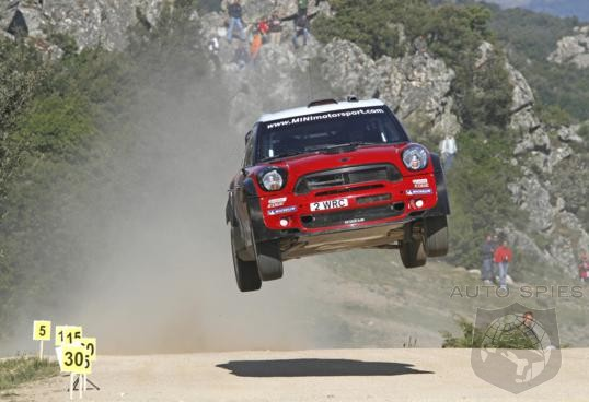 MINI Abandons WRC After First Year Of Competition