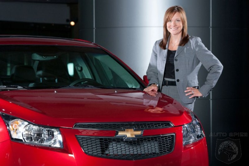 GM Reveals Barra Will Get Paid More Than Ackerson