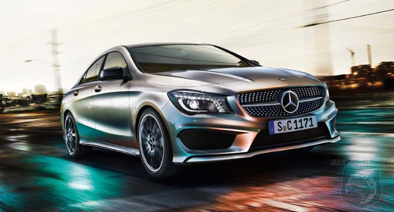 STUD OR DUD?  Mercedes-Benz CLA Images Leak Out, Who Should Worry?