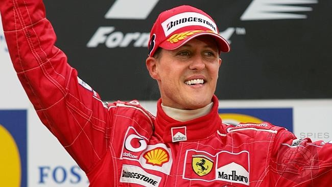 Michael Schumacher Slowly Recovering - Wife Selling Family Jet