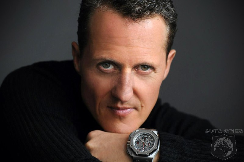 Michael Schumacher No Longer In Coma - Now Entering Rehabilitation Phase